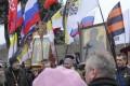 Шествие и митинг в поддержку Донецка, Луганска, Новороссии