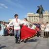 17 мая- Хороводы на Дворцовой площади!