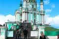 По следам киевских князей: на Подоле есть храм, где молилась княгиня Ольга и улица, где жил легендарный богатырь