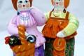 Народный промысел — Ковровская глиняная игрушка