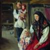 Марина Богданова. Русская семья