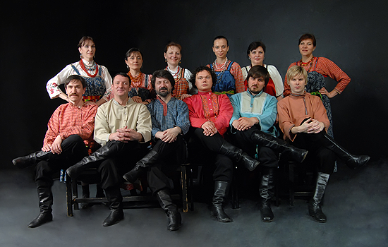 ансамбль покровского