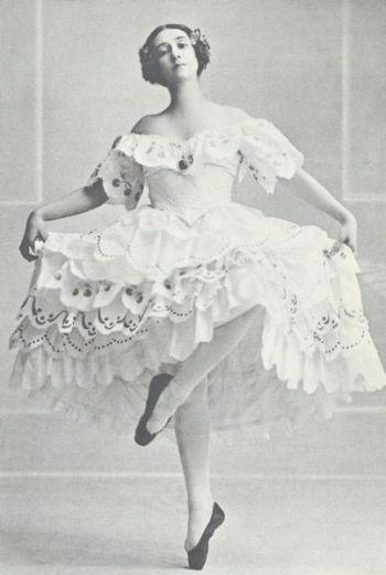 История, Русский балет