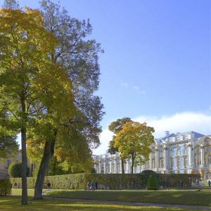 Пушкин, Царское село, Екатерининский дворец