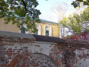 Федоровский городок реставрация
