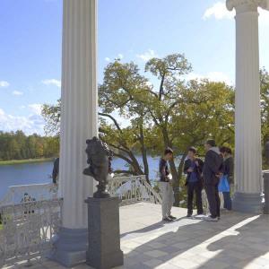Пушкин, Царское село, Александровский дворец
