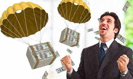 Путин, зарплата, пенсии, золотой парашют, доллар, рубль, госкорпорации, топ менеджер