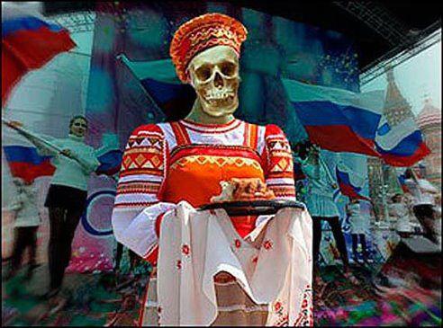 русская культура умирает
