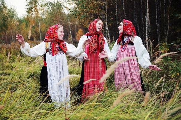 русская народная одежда2