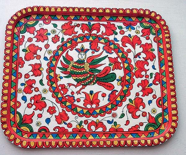 пермагорская роспись