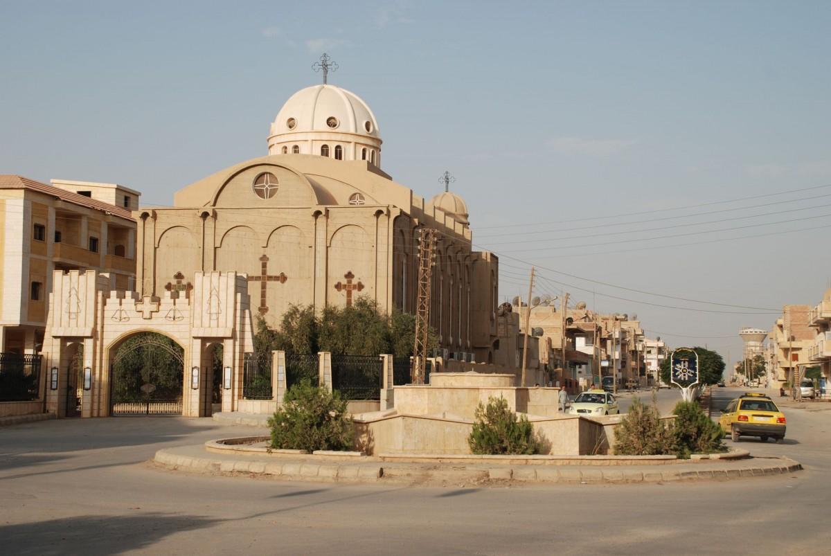 сирия храмы