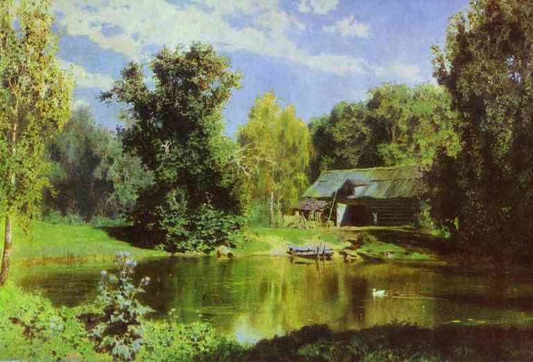 Polenov.-Prud-v-Abramcevo-1883