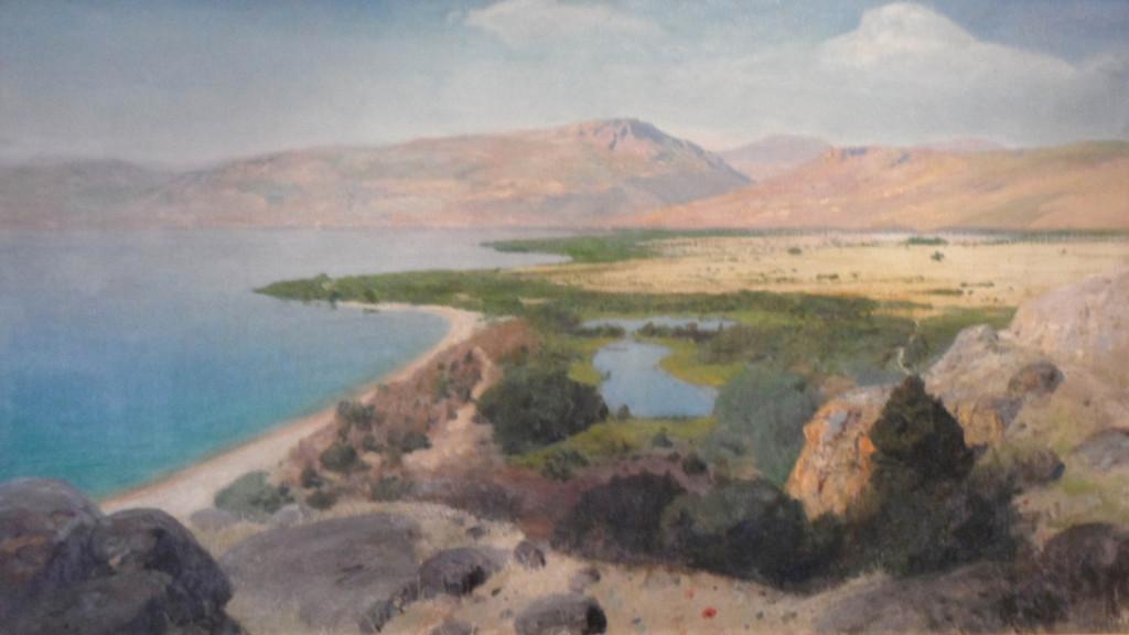 гениссаретское озеро