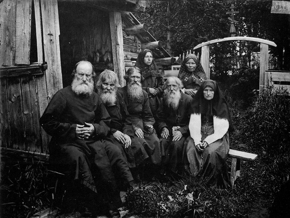 старообрядцы 19 века